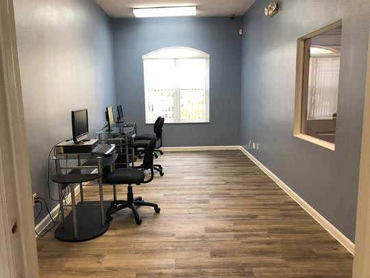 Photo Of Our Productive Business Center.